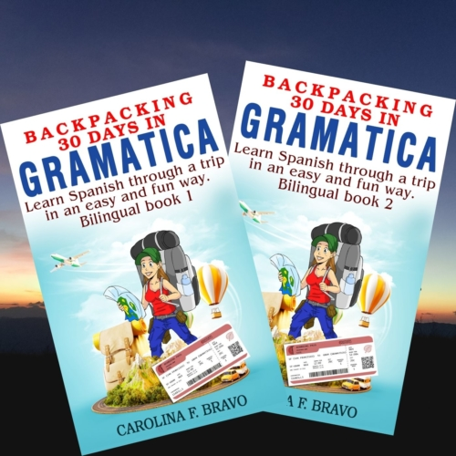 BACKPACKING 30 DAYS GRAMATICA